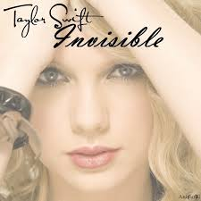 Invisible Taylor Swift Taylor Swift