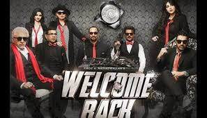 Welcome Back (Title Track)
