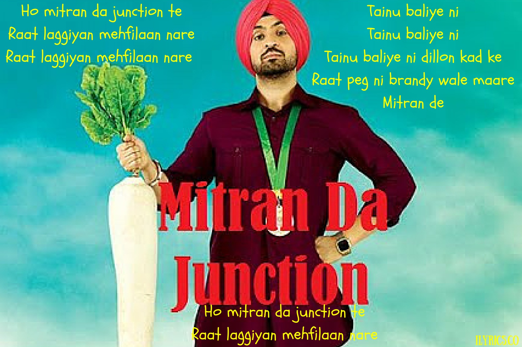 Mitran Da Junction Lyrics