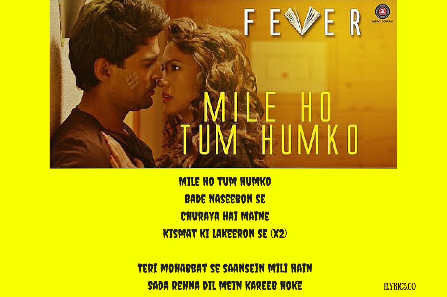 Mile Ho Tum Lyrics (Reprise)