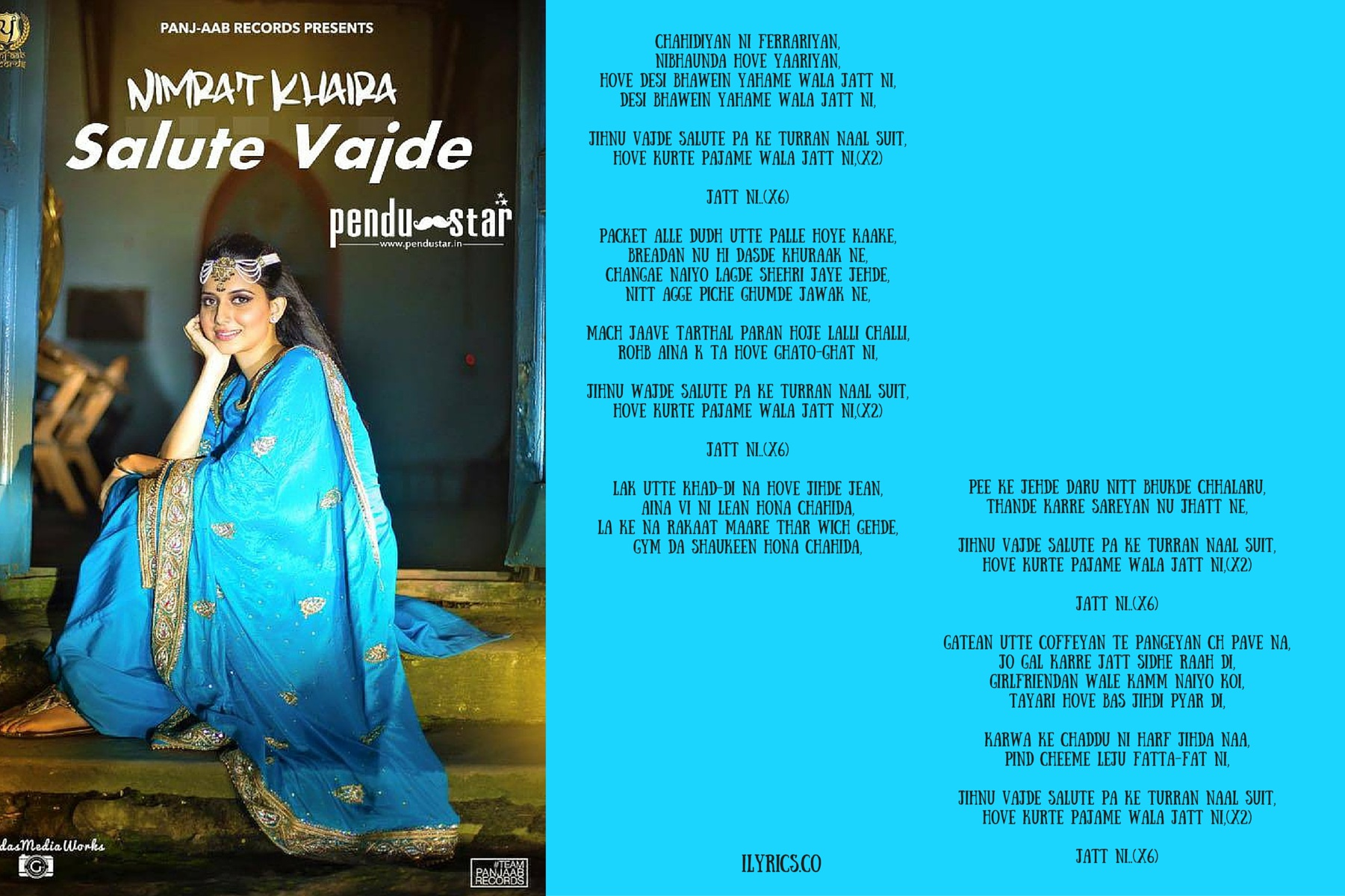 Salute Vajde Lyrics