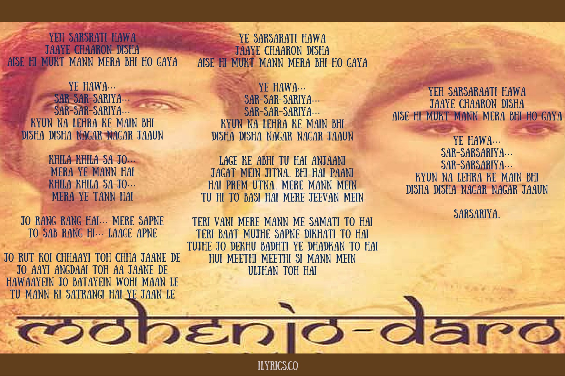 Sarsariya Lyrics