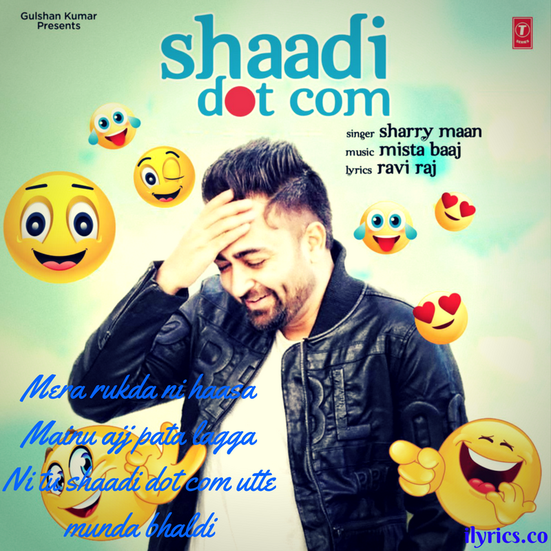 shaadi dot com lyrics