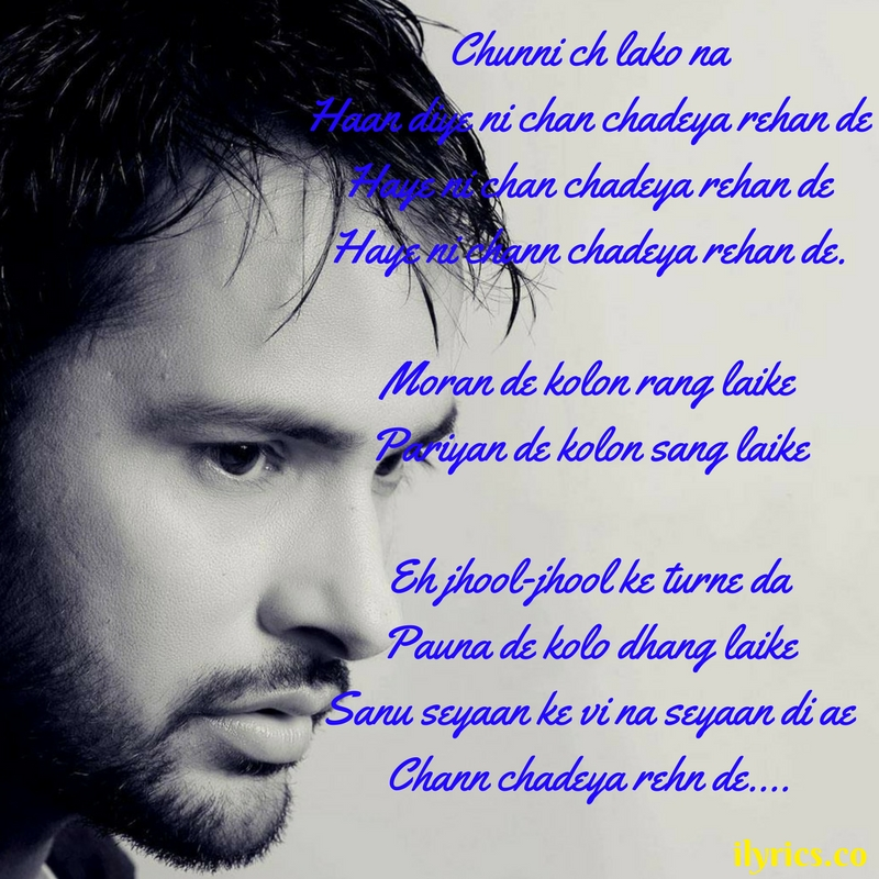 chunni lyrics