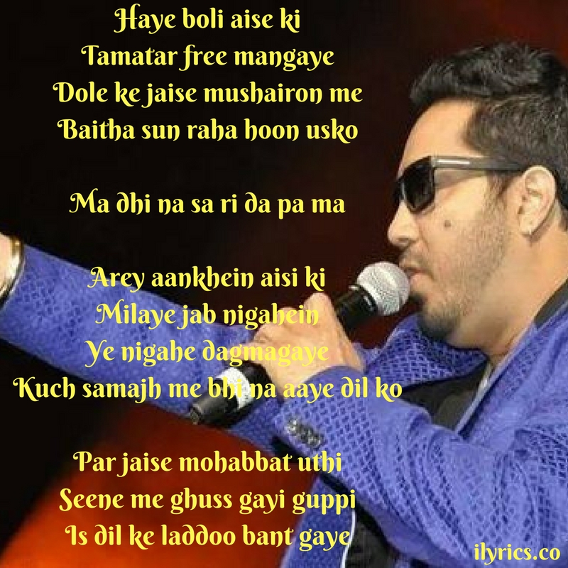 laddoo lyrics