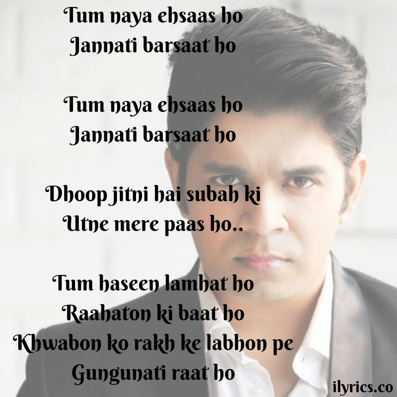 tum hardafa ho lyrics