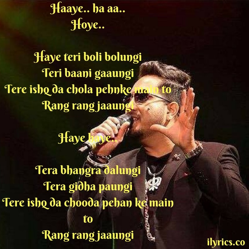 sexy baliye lyrics