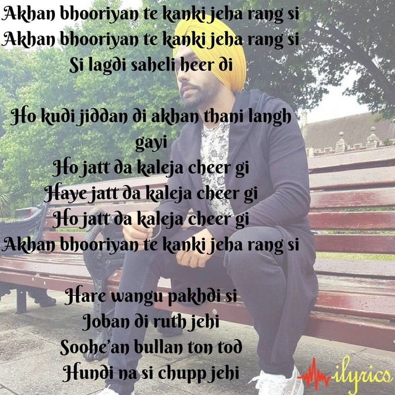 jatt da kaleja lyrics