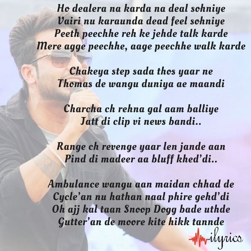 jatt di clip lyrics