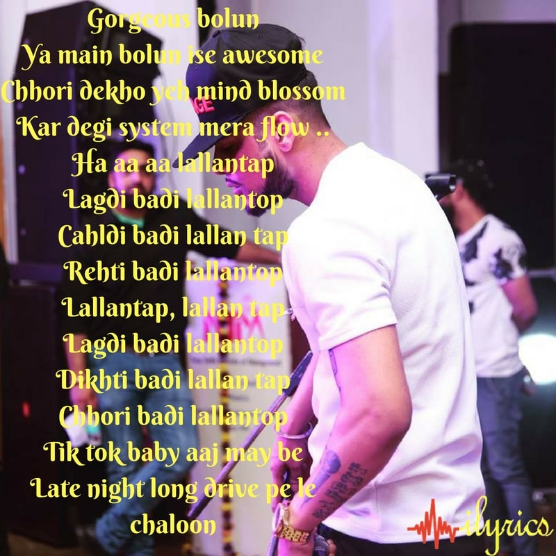 lallantap lyrics