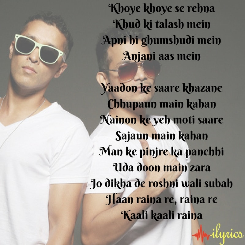raina lyrics
