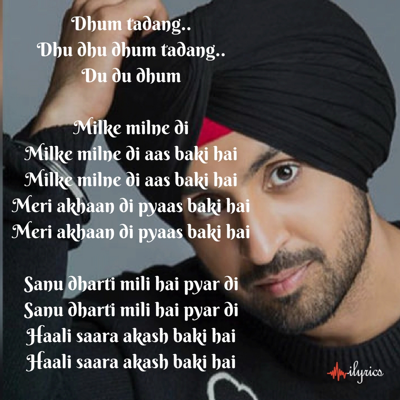 pyaas lyrics