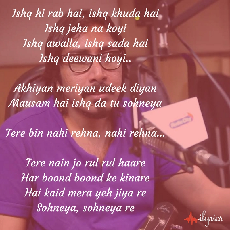 raanjhan lyrics