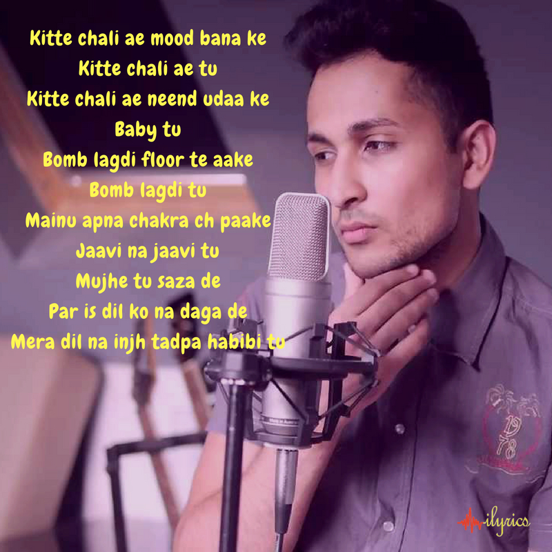 Thumka lyrics